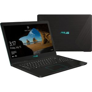 "Vente PC Portable PC Portable Gamer - ASUS FX570ZD-DM921T - 15,6"" FHD - AMD R5-2500U - RAM 8Go - Stockage 128Go SSD + 1To HDD - GTX1050 - Win10 pas cher"
