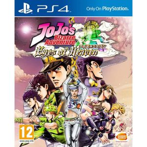 JEU PS4 Jojo's Bizarre Adventure : Eyes Of Heaven Jeu PS4