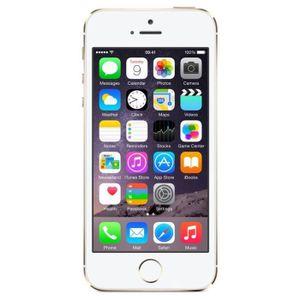 TELEPHONE PORTABLE RECONDITIONNÉ iPhone SE 64go or reconditionné (Garantie 1an)