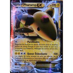 CARTE A COLLECTIONNER carte Pokémon 27-98 Pharamp Ex 170 PV - ULTRA RARE