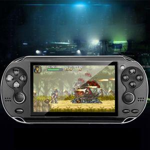 CONSOLE RÉTRO Console de Jeux Vidéo Portable / MP5 Ebook Caméra