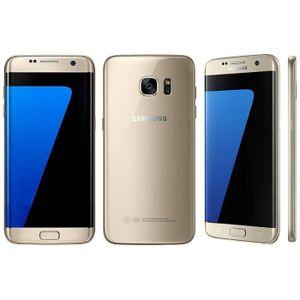SMARTPHONE D'or Samsung Galaxy S7 G930F 32GB occasion débloqu