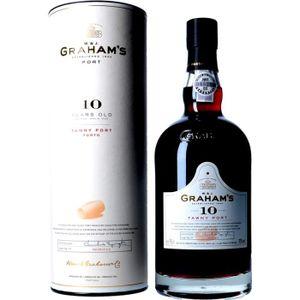 Apéritif à base de vin Spiritueux - Porto Graham's 10 ans Tawny