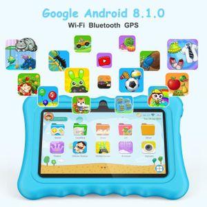 TABLETTE TACTILE Tablette Tactile PC Enfant Android 8.1 7&q
