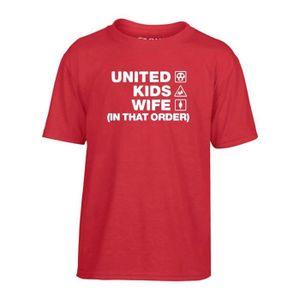 I LOVE COEUR Peterborough Adultes Hommes T Shirt