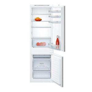 RÉFRIGÉRATEUR CLASSIQUE Neff - réfrigérateur combiné 54cm 267l a++ low fro