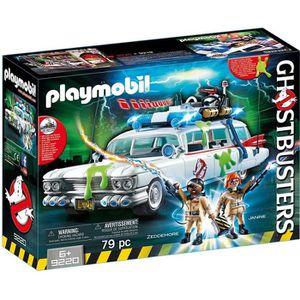 UNIVERS MINIATURE PLAYMOBIL 9220 - Ghostbusters Edition Limitée - Vo