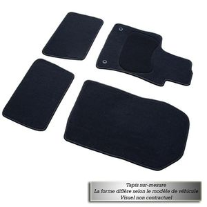 tapis citroen c5 achat vente tapis citroen c5 pas cher cdiscount. Black Bedroom Furniture Sets. Home Design Ideas