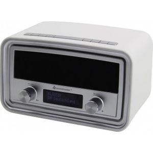 RADIO CD CASSETTE SOUNDMASTER UR190WE Radio DAB + FM - Prise USB - B