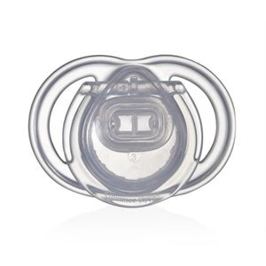 SUCETTE TOMMEE TIPPEE Sucettes 0-2MOIS Newborn - blanc