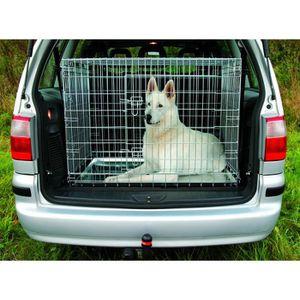 CAISSE DE TRANSPORT TRIXIE Cage de transport pour chien 64 × 54 × 48 c