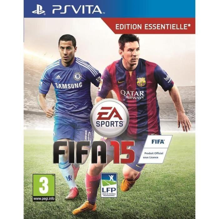 FIFA 15 Jeu PS Vita