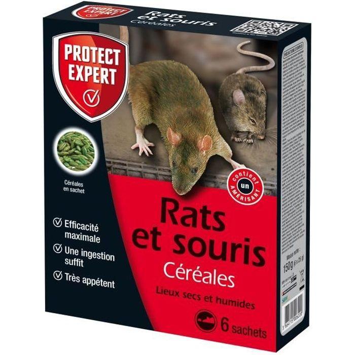 Protect Expert DIF150 Rats - Céréales 150 g Pex