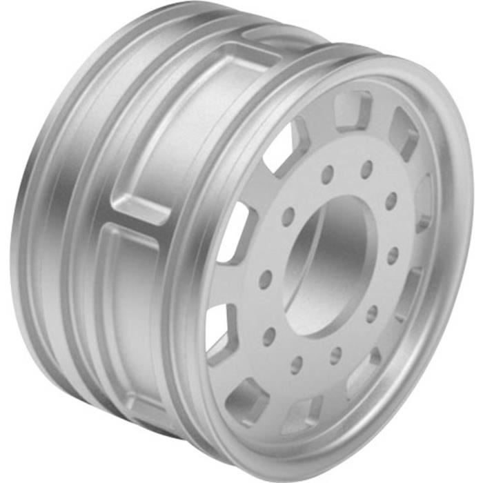 VEHICULE A CONSTRUIRE - ENGIN TERRESTRE A CONSTRUIRE - Jantes ScaleDrive 74000405 plastique 1:14 1 paire(s)