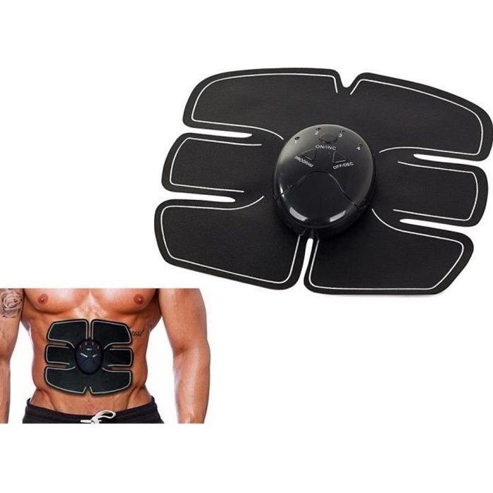 Electrostimulateur Abdominal Patch Electrique Ceinture Musculation des Abdos