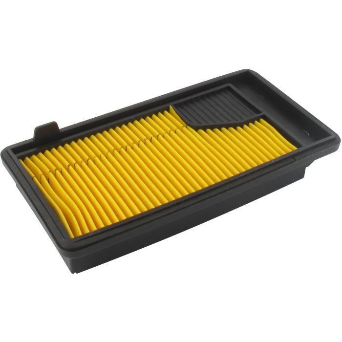 Greenstar 5495 Filtre à air pour Yamaha YLM342/YLM346 164 x 89 x 22 mm