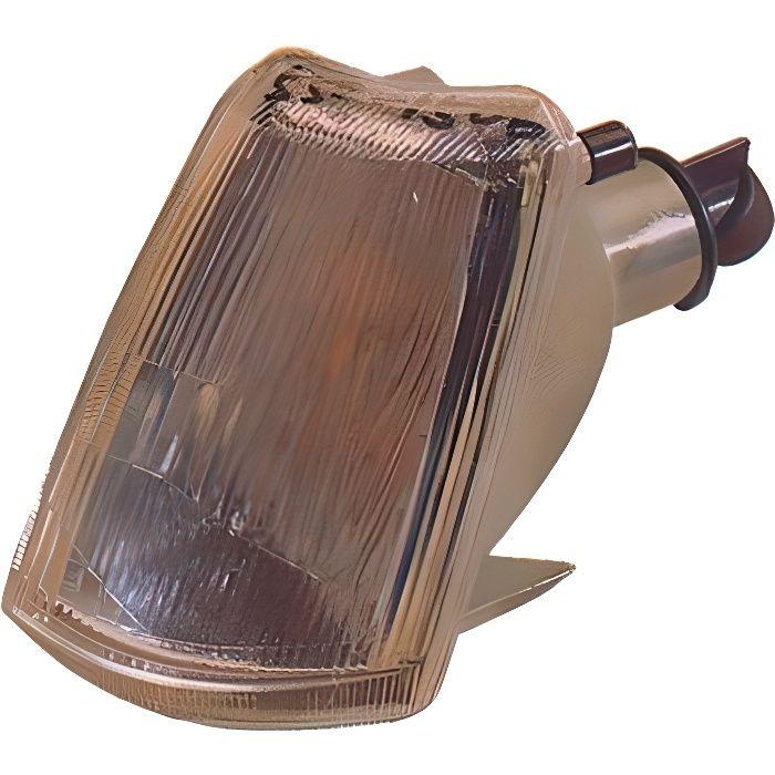Feu avant droit pour PEUGEOT 205 1983-1996, incolore, Neuf.