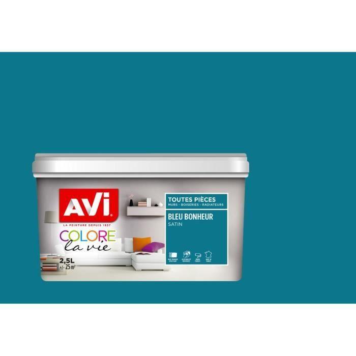 AVI MULTI-SUPPORT SAT BLEU BONHEUR AVI 2L5