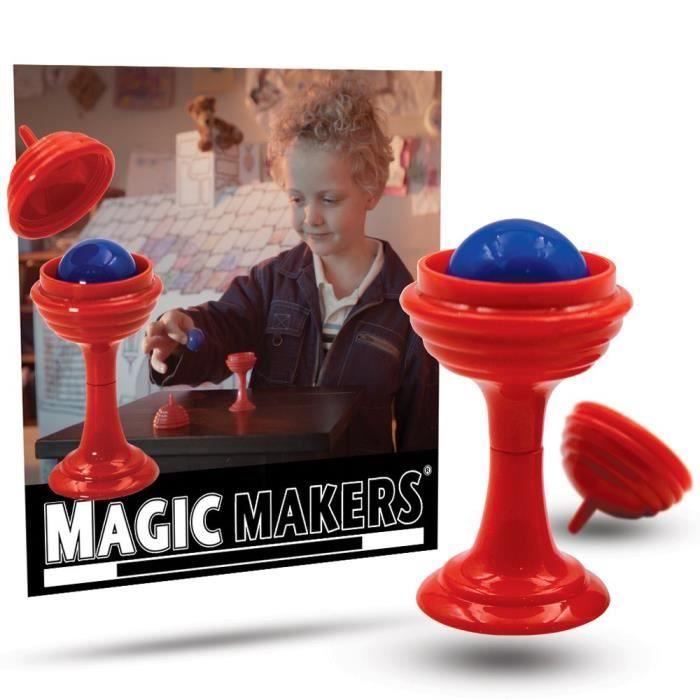 Boule Magique Et Vase Tour De Magie Facile Avec Des Instructions Comment Faire L73vz Achat Vente Jeu Magie Cdiscount