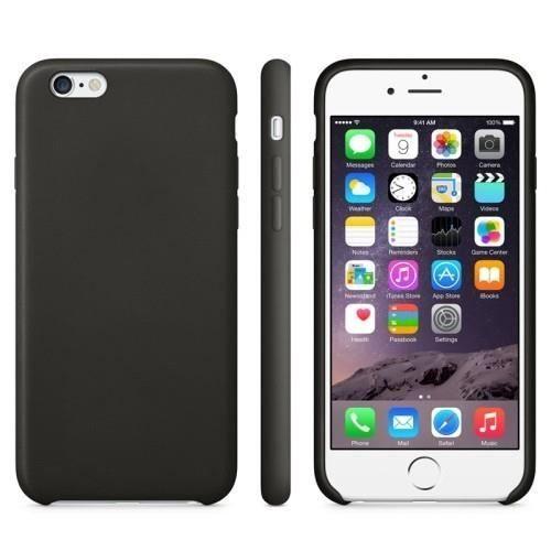coque iphone 6 silicone couleur noir