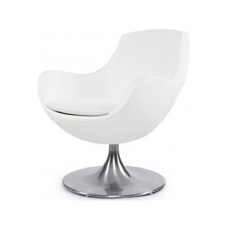 fauteuil design hollywood blanc achat vente fauteuil. Black Bedroom Furniture Sets. Home Design Ideas