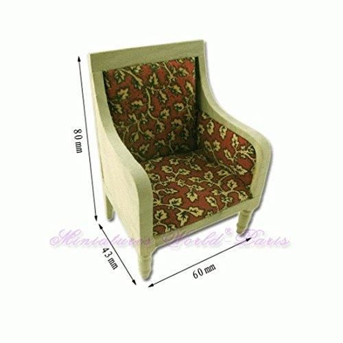 meuble de maisons de poup es miniature fauteuil achat vente maison poup e meuble de. Black Bedroom Furniture Sets. Home Design Ideas