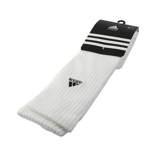chaussettes de sport adidas blanche de basketball blanc achat vente chaussette gu tre. Black Bedroom Furniture Sets. Home Design Ideas