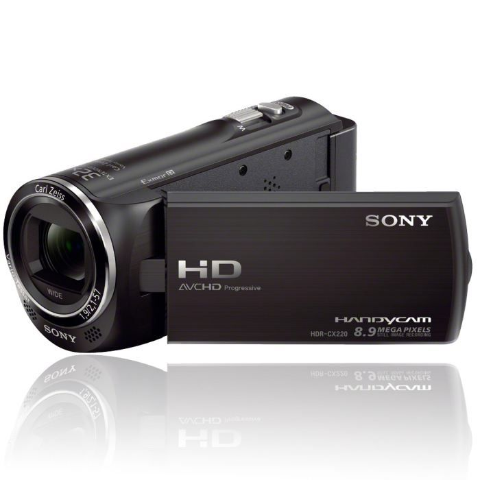 sony hdr cx220 cam scope full hd 1080p zoom x27 achat vente cam scope num rique cdiscount. Black Bedroom Furniture Sets. Home Design Ideas