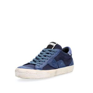 D.a.t.e. Baskets Homme Bluette, 44