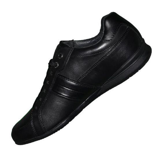 chaussure basket habillee homme