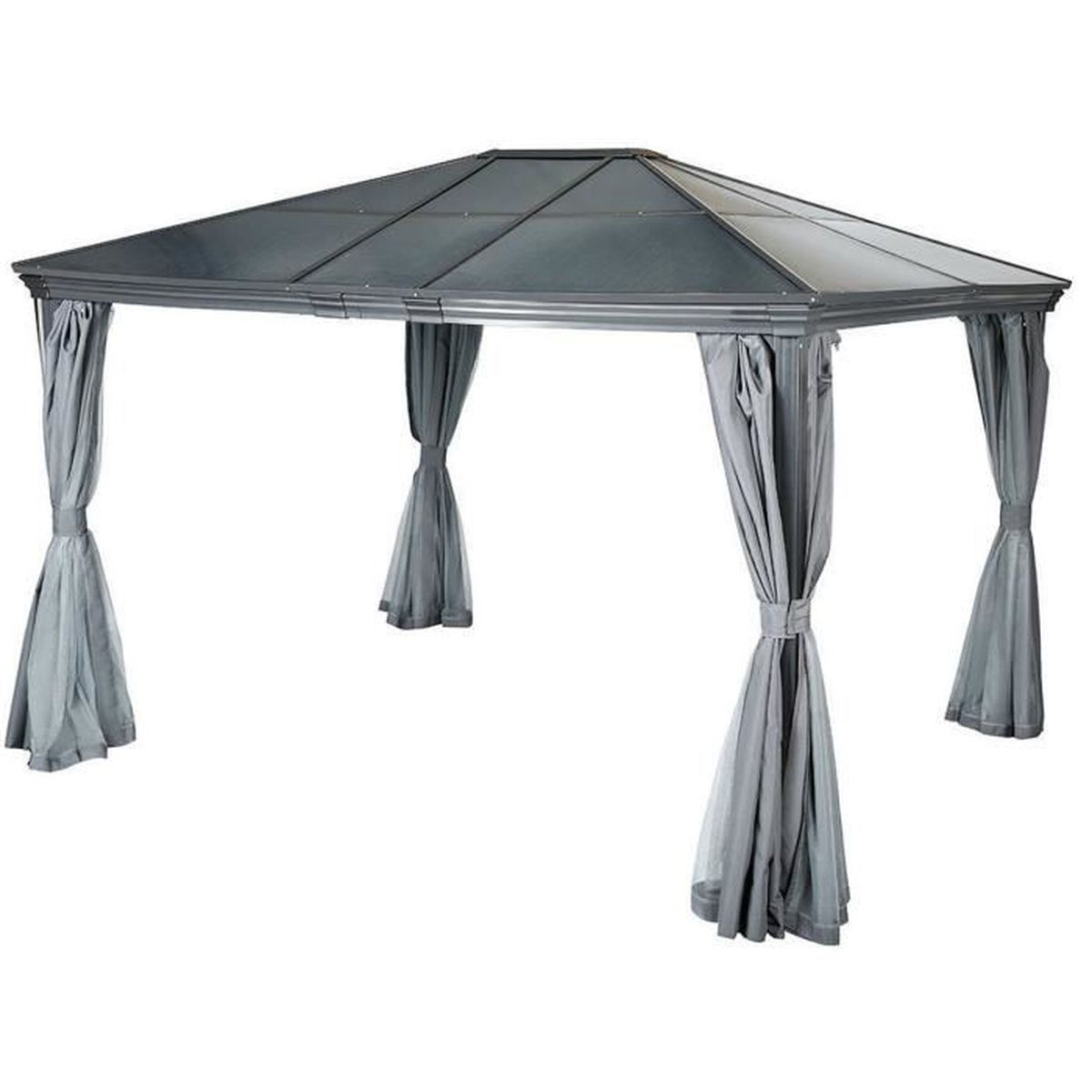 toit pergola polycarbonate achat vente toit pergola polycarbonate pas cher cdiscount. Black Bedroom Furniture Sets. Home Design Ideas