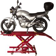 PONT D'ATELIER TABLE LEVAGE MOTO 360°