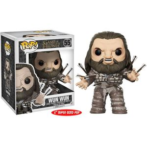 FIGURINE - PERSONNAGE Figurine Funko Pop! Game of Thrones : Wun Wun