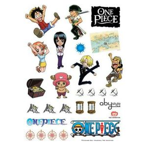 Stickers one piece achat vente stickers one piece pas cher cdiscount - Stickers muraux one piece ...