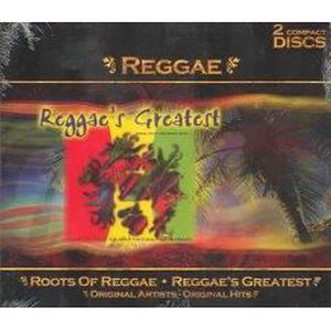 CD MUSIQUE DU MONDE Reggae's Greatest/Roots of Reggae