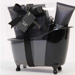 COFFRET BIEN-ÊTRE Coffret Cadeau FOR MEN Parfum MUSC dans Baignoire