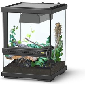 terrarium 30x30x30 achat vente pas cher. Black Bedroom Furniture Sets. Home Design Ideas