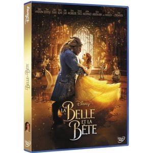 DVD FILM la belle et la bete dvd le film 2017