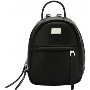 SAC À DOS Sac à main à dos Taille XS David Jones BLACK - DJC