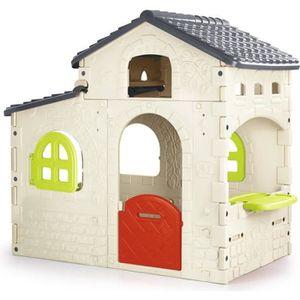 MAISONNETTE EXTÉRIEURE FEBER Maison pour enfant Sweet House