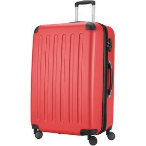 VALISE - BAGAGE Hauptstadtkoffer Spree Valise XL 119 Litre Rouge