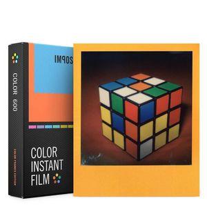 PAPIER PHOTO INSTANTANE Impossible - 4522 - Nouveau : pellicule couleurs p