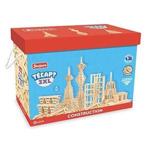 ASSEMBLAGE CONSTRUCTION Jeujura - 8324 - Tecap - 3XL - 500 Pièces JeujuraJ