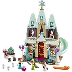 ASSEMBLAGE CONSTRUCTION Jeu D'Assemblage LEGO M1T3Z Disney Arendelle Castl