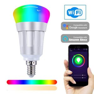 AMPOULE - LED 2103 Smart WIFI Ampoule LED WIFI Light RGB Ampoule