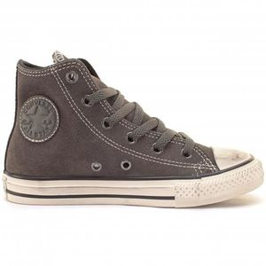 BASKET Converse - Hi Charcoal Kid + Jr