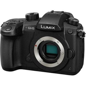 APPAREIL PHOTO HYBRIDE Panasonic Lumix G DC-GH5 - Appareil photo numériqu