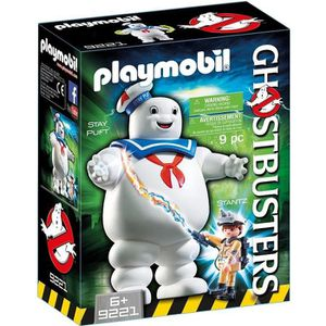 FIGURINE - PERSONNAGE PLAYMOBIL 9221 Ghostbusters Editions Limitées Fant