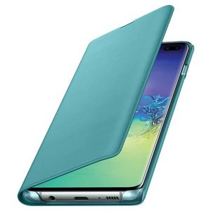 HOUSSE - ÉTUI Housse Galaxy S10 Plus LED View Cover Original Sam