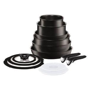 BATTERIE DE CUISINE Tefal Ingenio Batterie de casseroles pour plaques
